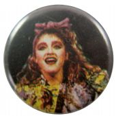 Madonna - 'Bow in Hair' Button Badge
